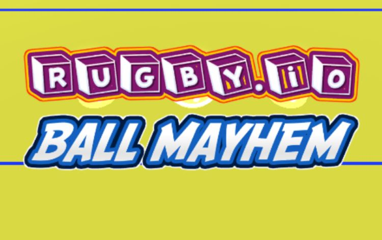 Rugby.IO (Ball Mayhem)