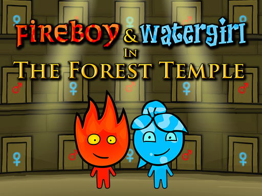 Fireboy and Watergirl 1: In The Forest Temple