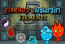 Fire Boy and Water Girl 5: Elements
