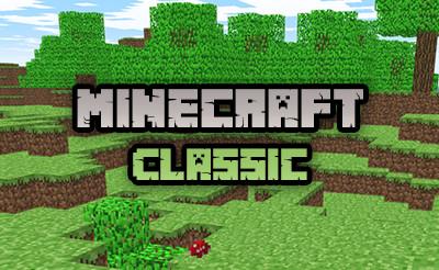 Minecraft Classic Unblocked